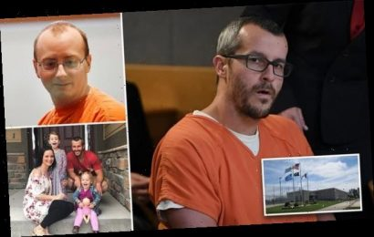 Chris Watts has become friends with Jake Patterson behind bars