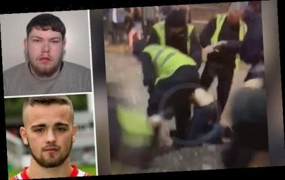 Nightclub bouncer jailed for punching rugby league player in brawl