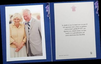 Prince Charles and the Duchess of Cornwall thank fans for writing