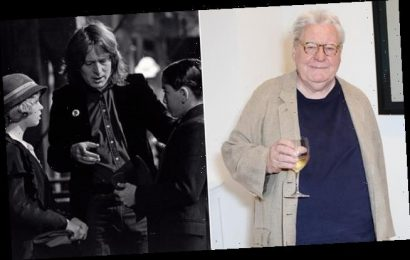 Director Sir Alan Parker has died at the age of 76