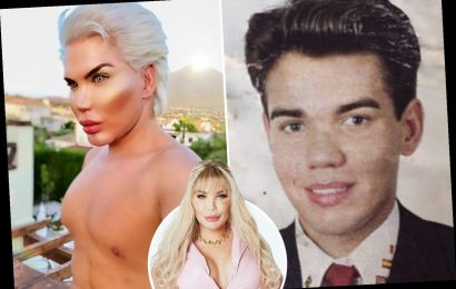 What did Rodrigo Alves aka Human Ken Doll look like before plastic surgery? – The Sun