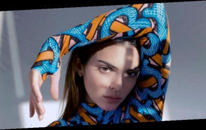 Kendall Jenner Appears in CGI for Burberry's Latest Campaign