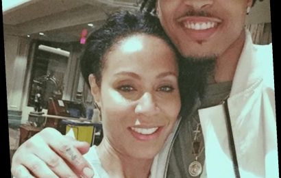 August Alsina, 27, says he was with Jada Pinkett Smith & Will gave his blessing