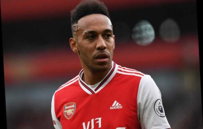 Arsenal chief Mikel Arteta confirms FA Cup final will NOT be contract rebel Aubameyang's last match for club