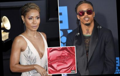 August Alsina releases Jada Pinkett Smith 'inspired' track Entanglement after actress confirmed romance – The Sun