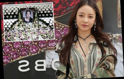 Dead K-pop star Goo Hara's ex boyfriend jailed for 'revenge porn' blackmail videos that 'drove her to suicide'