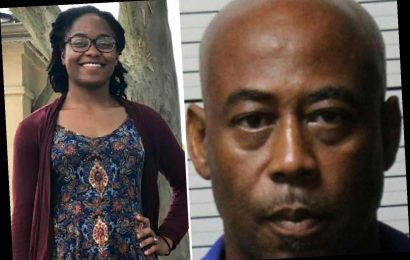 Winner of $10million scratch card lottery, 52, charged with murdering 23-year-old woman found dead in hotel