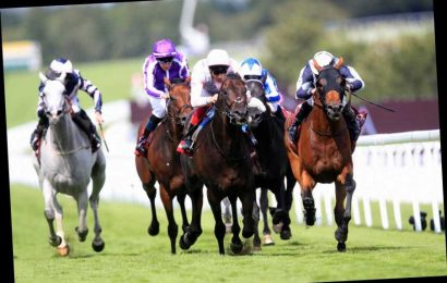 3.15 Glorious Goodwood runners and prices: Racecard, results and tips for the Sussex Stakes live on ITV
