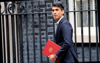 Shoppers won't get a £500 voucher as Rishi Sunak leaves it out of mini-Budget – The Sun
