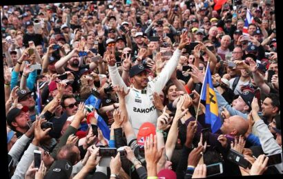 F1 British Grand Prix practice: Live stream FREE, TV channel, start time and race schedule from Silverstone