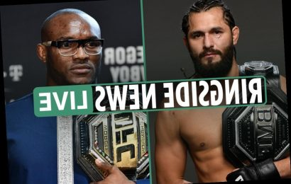 Ringside news LIVE: UFC 251 build-up as Misvidal vs Usman CONFIRMED, Wilder wants Fury trilogy, Mike Tyson's weight loss