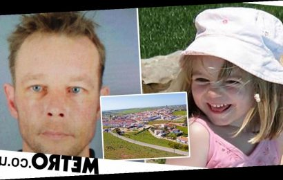 Police 'searching for Madeleine McCann's body 10 miles from where she vanished'