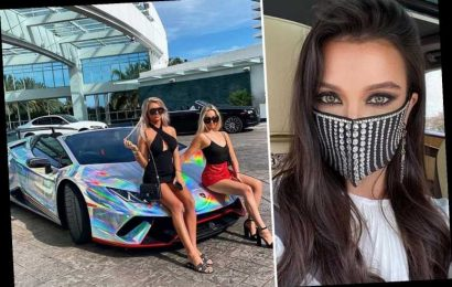 Rich Kids Of Instagram go wild after lockdown showing off their lavish spending sprees and private jet jaunts