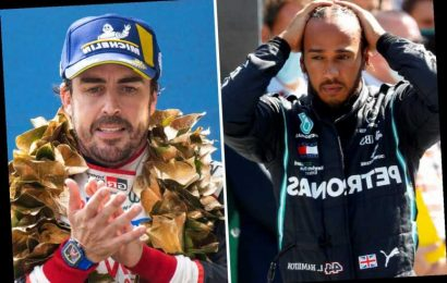 Fernando Alonso set to confirm Lewis Hamilton rivalry is back on in F1 and become Renault driver for 2021 season