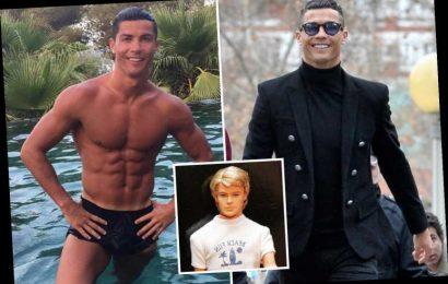 Cristiano Ronaldo is like a 'handsome Ken doll from Barbie.. he looks fake' claims Atalanta star