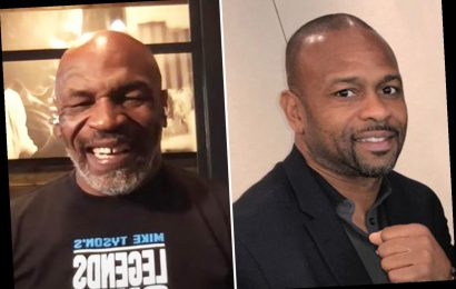 Roy Jones Jr brands Mike Tyson 'a pitbull puppy who gets lost in his mind' and expects rival to 'go for it' in fight