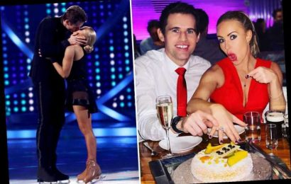 Brianne Delcourt quits Dancing on Ice after ten years