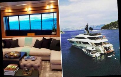 Brits given chance to live like a billionaire as holiday on £150k-a-week superyacht raffled for £15 a ticket