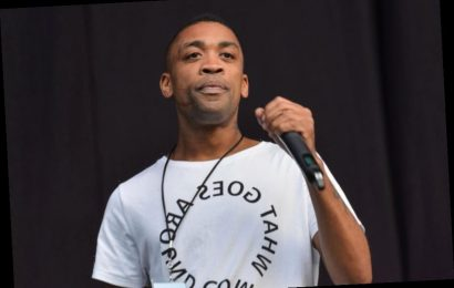 Wiley forced to apologised for his anti-semitic Twitter rant as he tells fans 'I'm not racist'