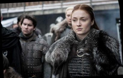 Who did Sophie Turner play on Game of Thrones?