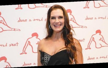Brooke Shields, 54, Looks Incredible Doing Fitness Routine At Home — Watch