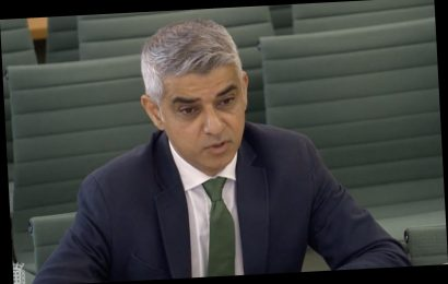Sadiq Khan demands ANOTHER TfL Government bailout months after £1.6bn injection