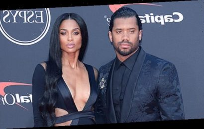 Ciara Debuts 1st Solo Pic Of Her Newborn Son Win & He Is Too Cute For Words: 'I Love You'