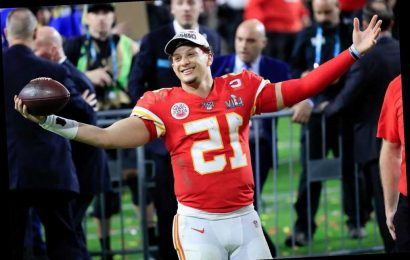 Super Bowl Champ Patrick Mahomes Is Now a Part Owner of the Kansas City Royals