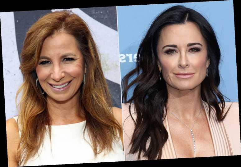 Kyle Richards Responds to Jill Zarin's Comments About Her Marriage with Mauricio Umansky