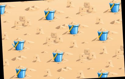 Tricky brainteaser asks if you can spot the spade hidden among these buckets in this head-scratching seaside scene – The Sun