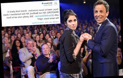 Seth Meyers insists Ghislaine Maxwell wasn't busted in his NH hometown
