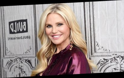 Christie Brinkley says she's gained weight in quarantine but is 'determined' to get back in 'fighting shape'