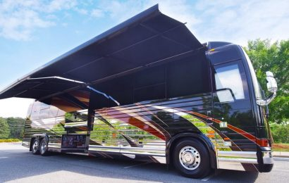 'We call them land yachts': The wealthy are spending millions to travel in luxury RVs this summer, and it's reshaping the entire look of high-end travel