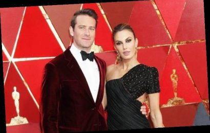Armie Hammer and Wife Call It Quits After 10 Years of Marriage