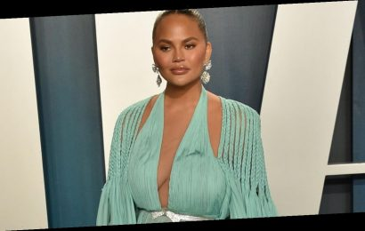 Chrissy Teigen Deleted 60,000 Tweets Because She's Worried for Her Family