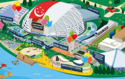 Singapore Sports Hub marks fifth anniversary with month-long virtual celebration