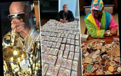 How 'broke' Floyd Mayweather won and lost $1bn career earnings from lavish parties to love for jewellery – The Sun