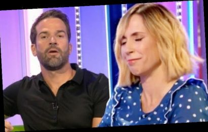 Alex Jones red-faced as The One Show host scolded for bizarre behaviour 'What was that?'