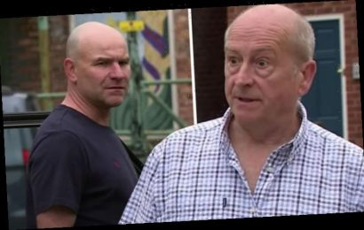 Coronation Street spoilers: Geoff Metcalfe's exit 'unveiled' with satisfying comeuppance
