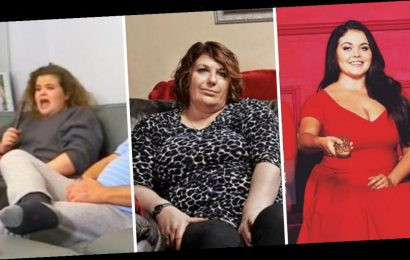 Gogglebox stars biggest transformations: From Scarlett Moffatt, and the Malone family to Amy Tapper