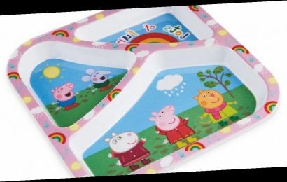 Aldi shoppers rave about £3.50 Peppa Pig plates that get fussy kids eating