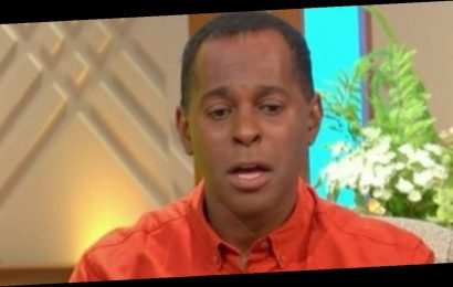Andi Peters breaks down on Lorraine after 'overwhelming' Emma Forbes reunion