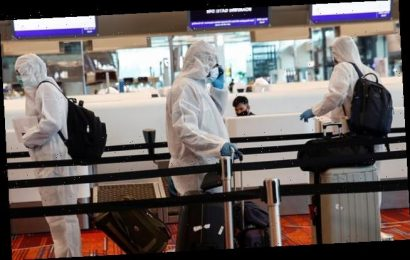 Singapore will make visitors wear tags as part of quarantine rules