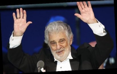Opera singer Placido Domingo denies sexually assaulting nine women