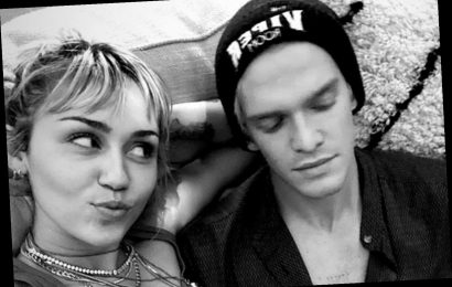 Miley Cyrus breaks silence on Cody Simpson split and says former couple are taking time apart to 'work' on themselves
