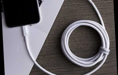 These Charging Cables are Way More Durable Than the Ones That Come With Your Device