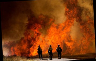 Southern California wildfire forces evacuation of nearly 8,000