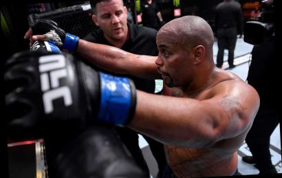 Referee apologises to Daniel Cormier for missing eye poke during UFC 252 loss to Stipe Miocic that left him blinded