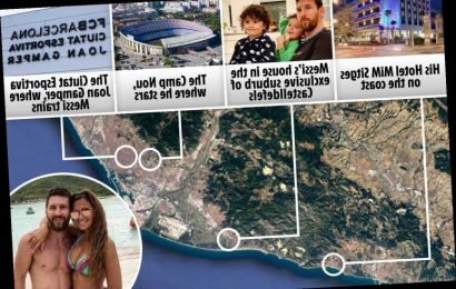 Inside Lionel Messi's luxurious Barcelona lifestyle with modern £5.5m mansion, £26m hotel, and stunning car collection