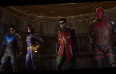 'Gotham Knights' is a New Video Game Where You Play as the Bat-Family After Batman's Death [DC FanDome]